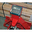 Sealey 2500Kg Weigh Scale Pallet Truck