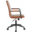 Jazz Faux Leather Task Chair