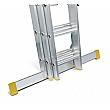 Lyte Professional Trade Aluminium Extension Ladders