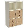 Cubix Diez Home Office Cabinet