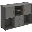 Cubix Seis Home Office Cabinet