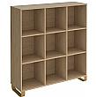Ryto Mezzo Home Office Bookcase