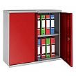 Phoenix SCL Series Steel Storage Cupboards - 2 Door 1 Shelf With Electronic Lock