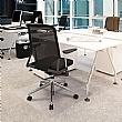 Low Pile Carpet PVC Chair Mat Rectangular With Lip
