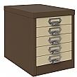 Silverline Multi Drawer Cabinets