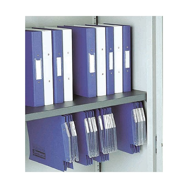 Silverline Shelf With Suspended Filing