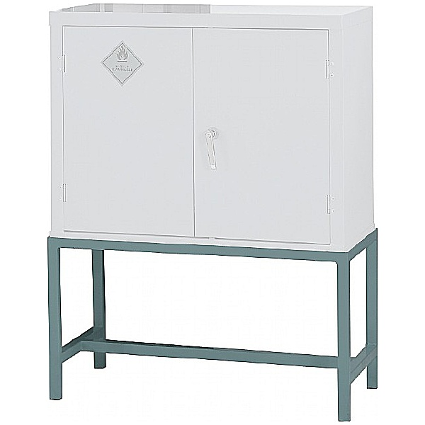 Support Stands (For Flammable Storage Cupboards - Grey)