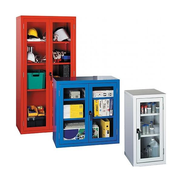 Viewcab Visible Storage Cupboards - 88 Series
