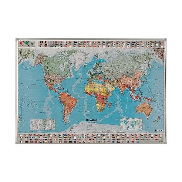 Busyboard World Map