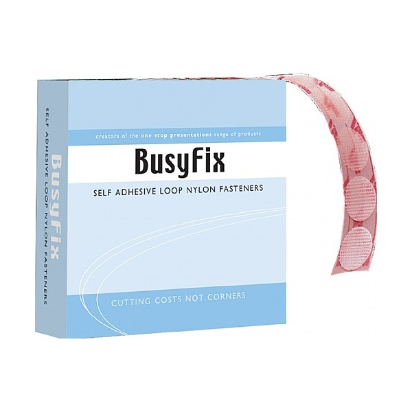 Busyfix Loop Nylon Fasteners