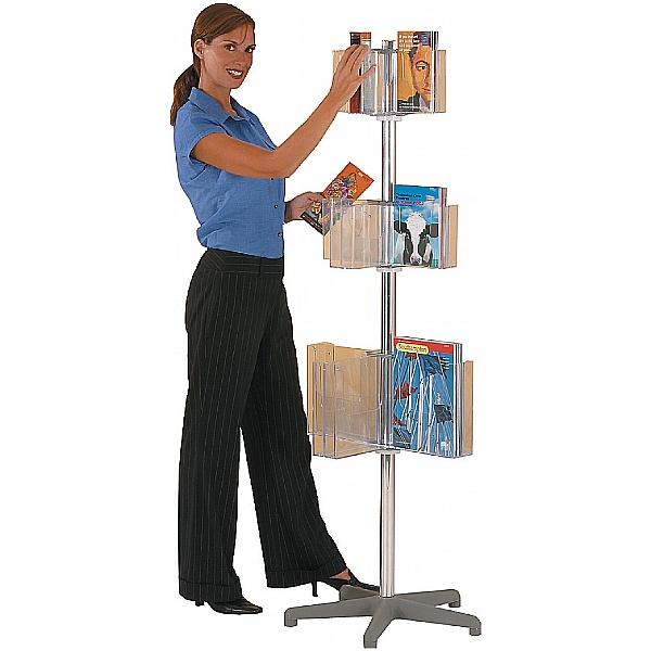 Pirouette Bespoke Leaflet Dispensers