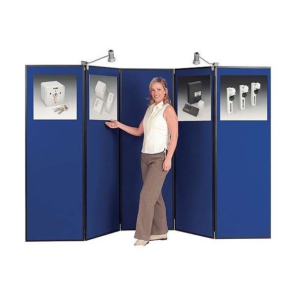 Busyfold 1800 Folding Display Systems