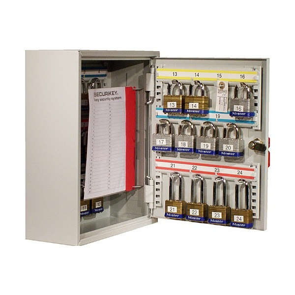 Securikey Padlock Cabinets