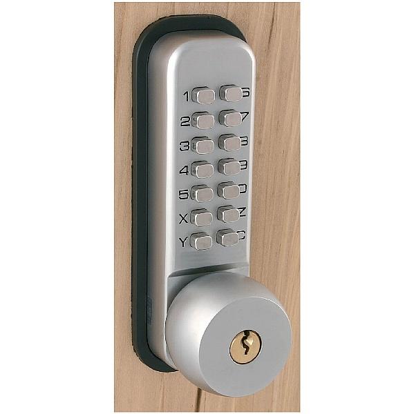 Lockit Digital Lock - Key Override