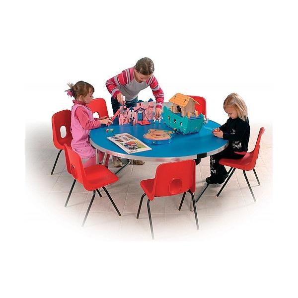 Gopak™ 4ft Round Folding Tables