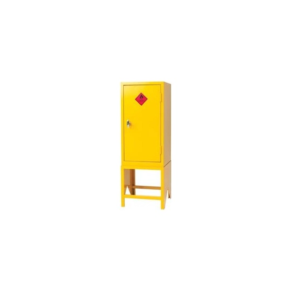 Express Single Door Flammable Liquid Cupboards With Stands
