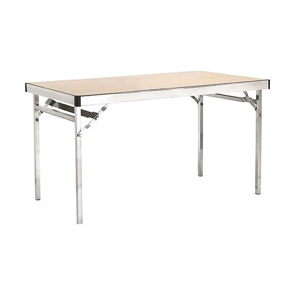 Rectangular Lightweight Aluminium Folding Tables