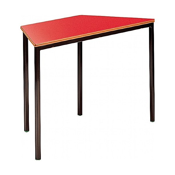Fully Welded Trapezoidal Table