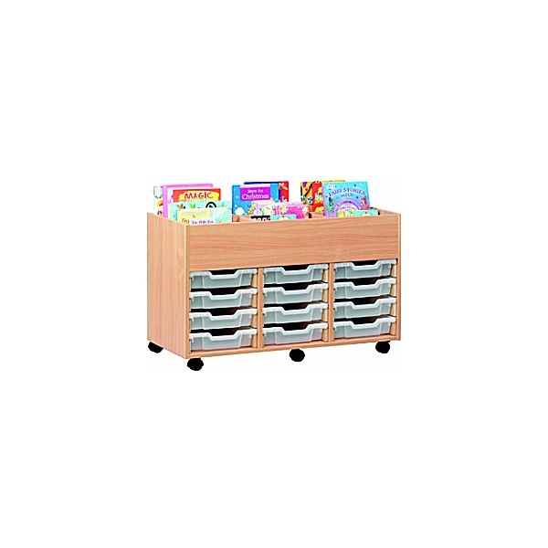 6 Compartment 12 Tray Kinderbox