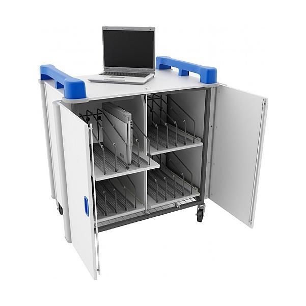 LapCabby - 16 Laptop Vertical Front Open