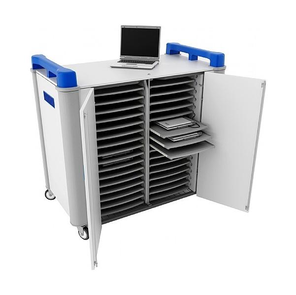 LapCabby - 32 Laptop Horizontal Front Open
