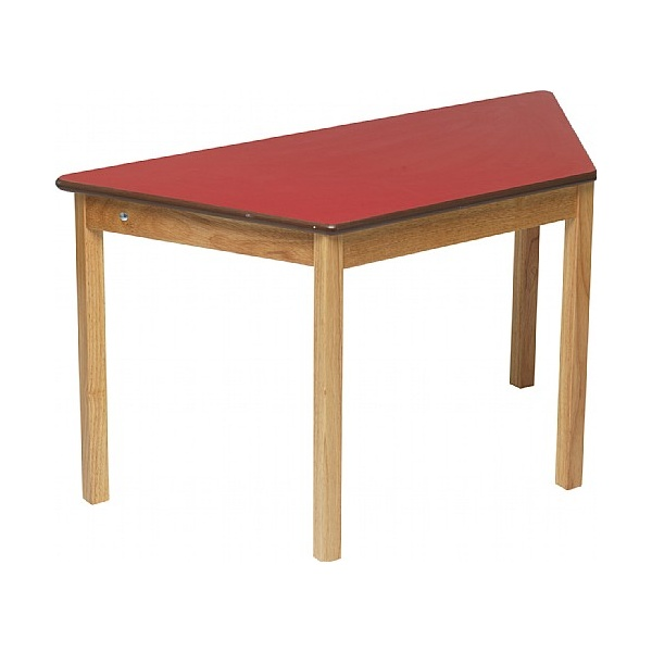 Trapezoidal Classroom Grouping Tables