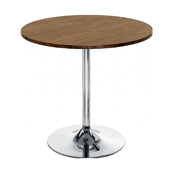 Pablo Bistro Table Walnut
