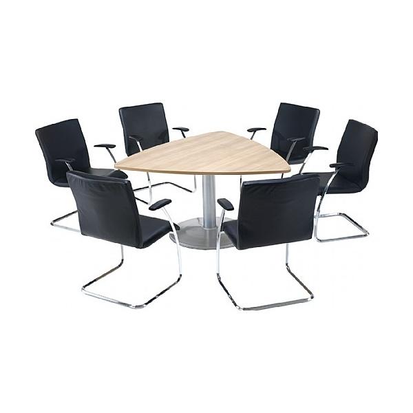 Trilogy Pedestal Boardroom Tables