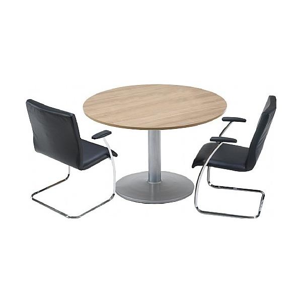 Trilogy Round Tulip Boardroom Tables
