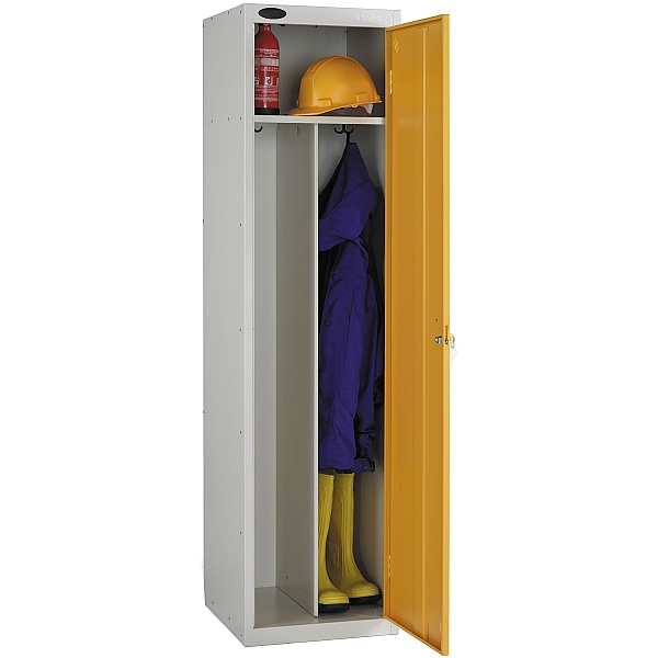 Clean & Dirty Locker With ActiveCoat