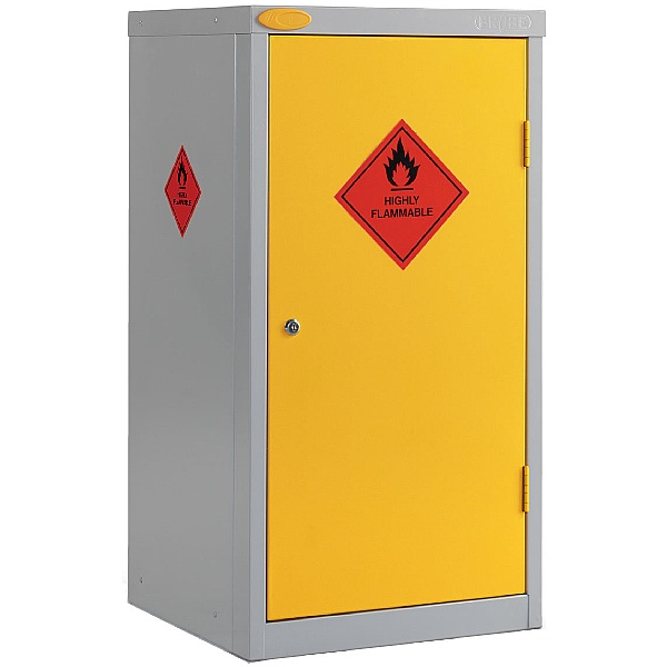 Flammable Liquid Cupboard