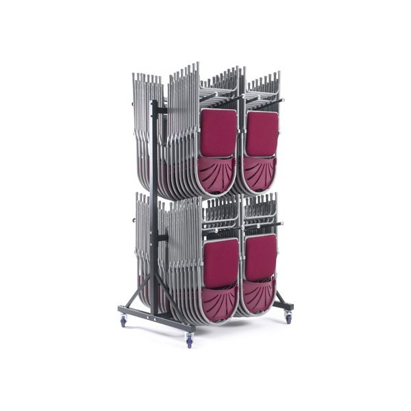 High Hanging Chair Trolley - 2 Rows