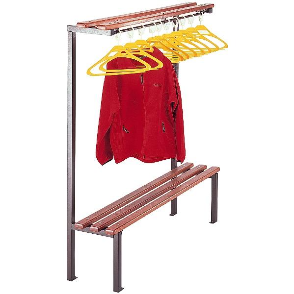Cloakroom Hanger Unit