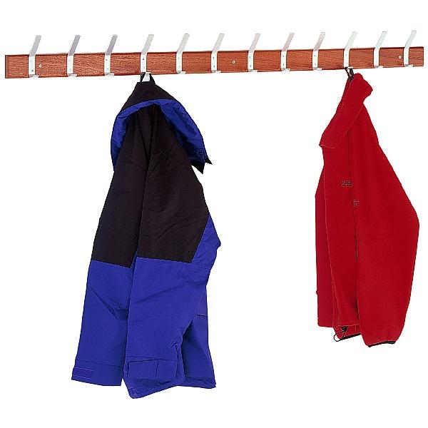 Coat Hook Rail