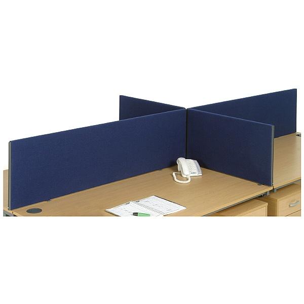 Rectangular Desk Screen