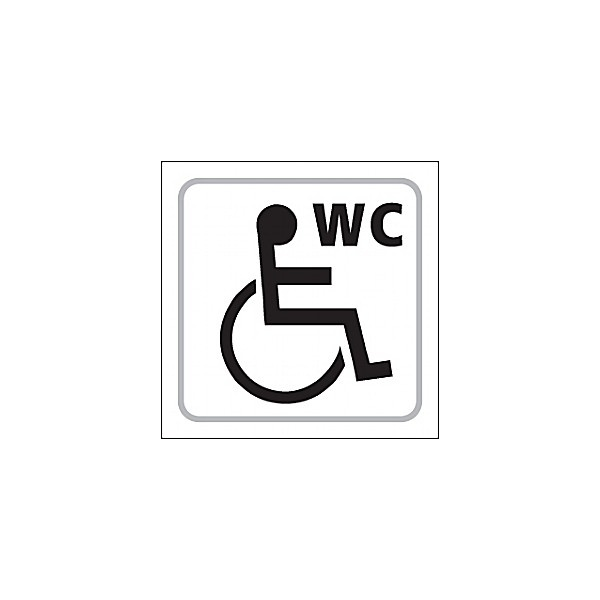 Braille Disabled WC Symbol