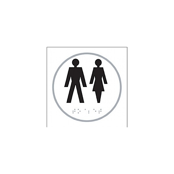 Braille Male And Female Symbol