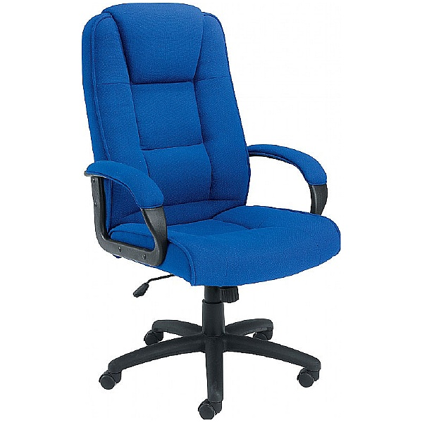 Keno Fabric Manager Chair