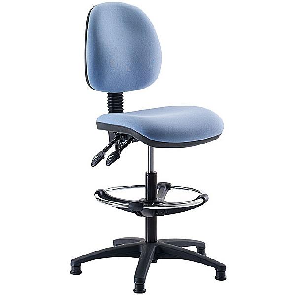 Medium Back Draughtsman Chair
