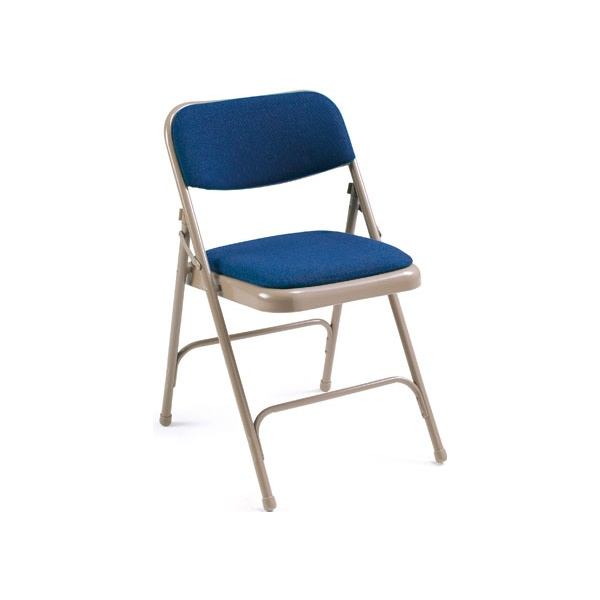 Contract Upholstered Folding Chair (Pack of 4)