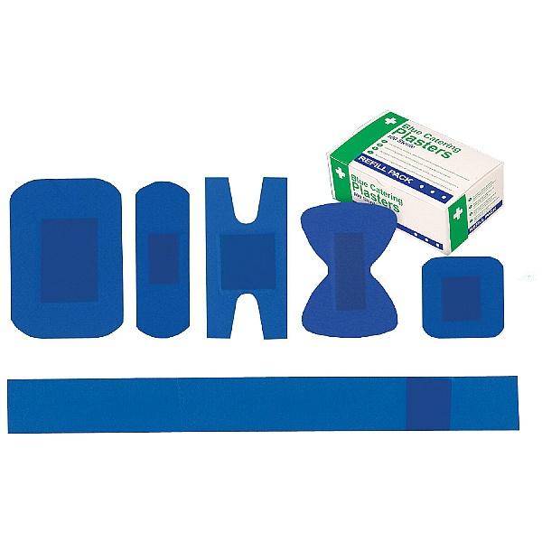 Blue Washproof Plasters