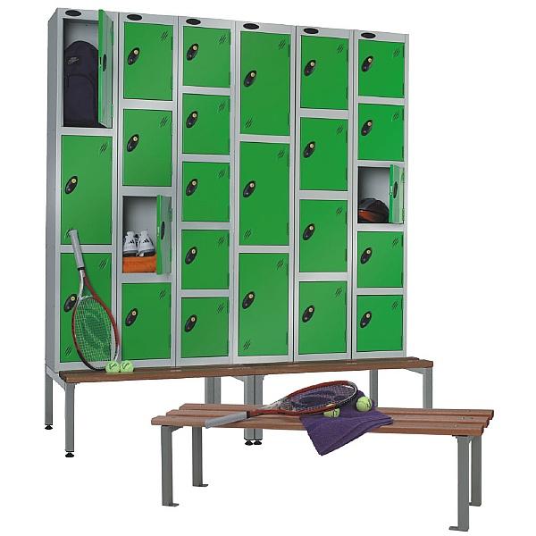 Locker Stands & Seats