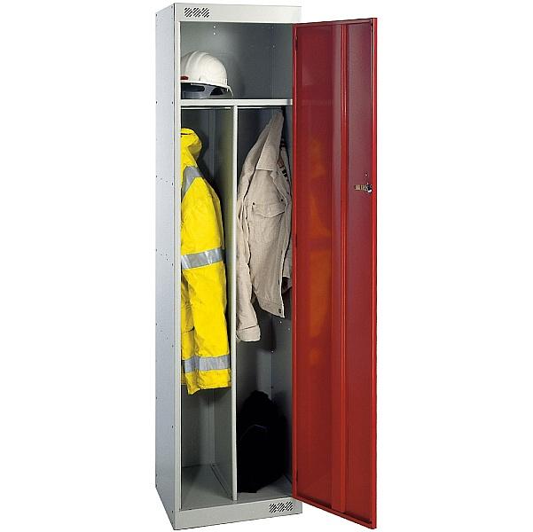 Clean & Dirty Locker With Biocote