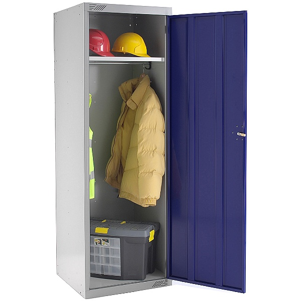 Police Locker With Biocote