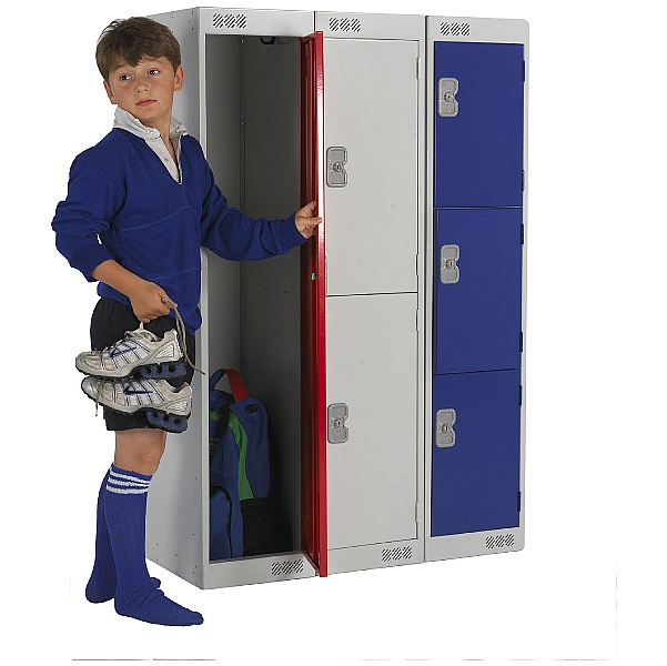 Primary Lockers With Biocote