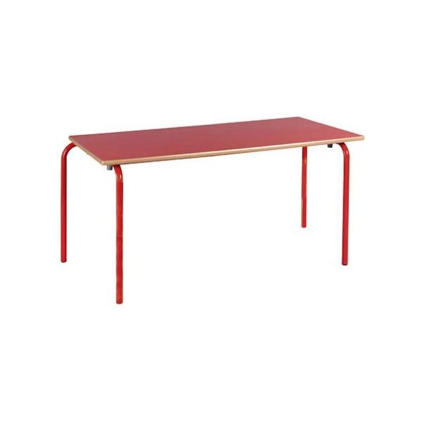 Crush Bent Rectangular Nursery Tables