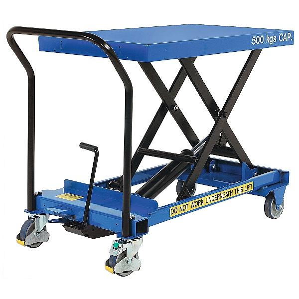 Elevation Single Scissor Lift Tables - Medium Duty