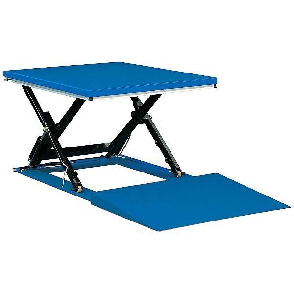Low Profile Static Scissor Lift Table
