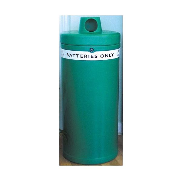 Battery Recycling Bin 'Batteries Only'