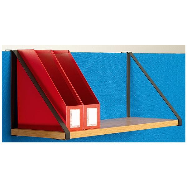 BusyScreen Hook Over Storage Shelf